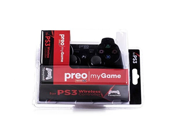 Preo My Game Mg 03 Kablosuz Ps3 Oyun Kolu