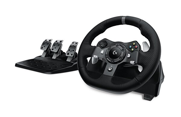 Logitech G920 Driving Force  XboxOne/Pc Direksiyon