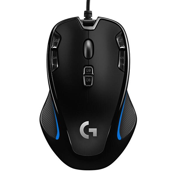 Logitech G300S Kablolu Gaming Mouse+Mousepad