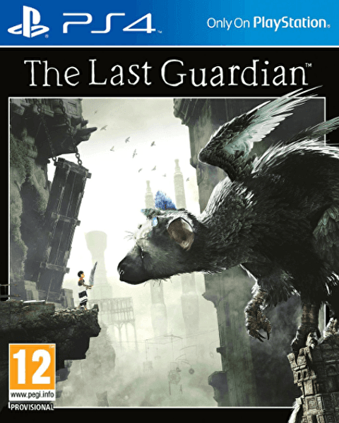 Sony The Last Guardian PS4 Oyun