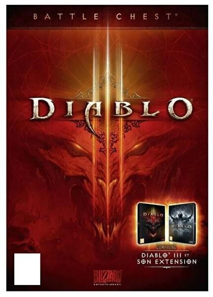 Aral Diablo 3 Battlechest PC Oyun