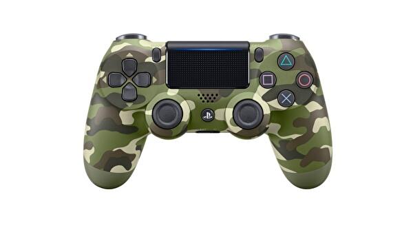 Sony Ps4 Dualshock V2 Green Camo Oyun Kolu