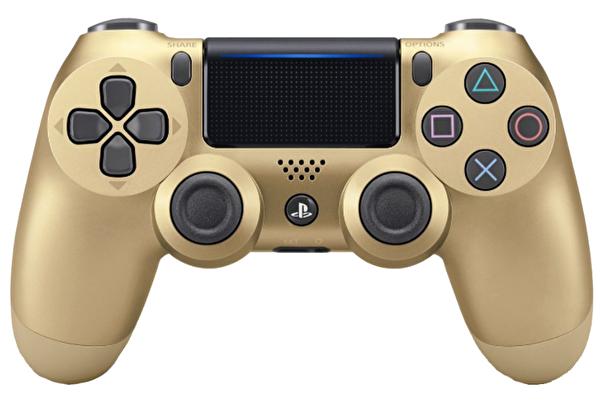 Sony Ps4 Dualshock Gold V2 Oyun Kolu