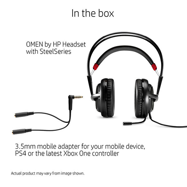 HP X7Z95AA Omen by HP Headset SteelSeries
