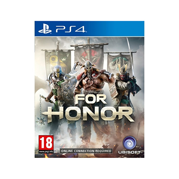 Aral For Honor Ps4 Oyun