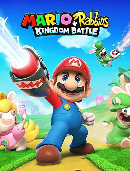 Nintendo Mario + Rabbids Kingdom Battle Switch Oyun