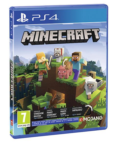Sony Minecraft Bedrock Edition PS4 Oyun