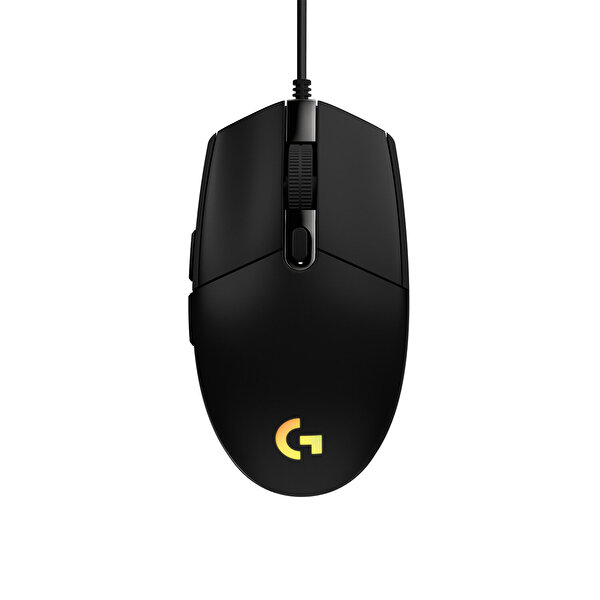 Logitech G G203 Lightsync Lightsync Kablolu Oyuncu Mouse Black