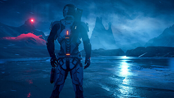 Aral Mass Effect Andromeda Ps4 Oyun