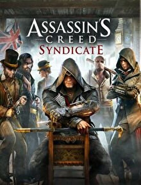 Aral Assassins Creed Syndicate Ps4 Oyun
