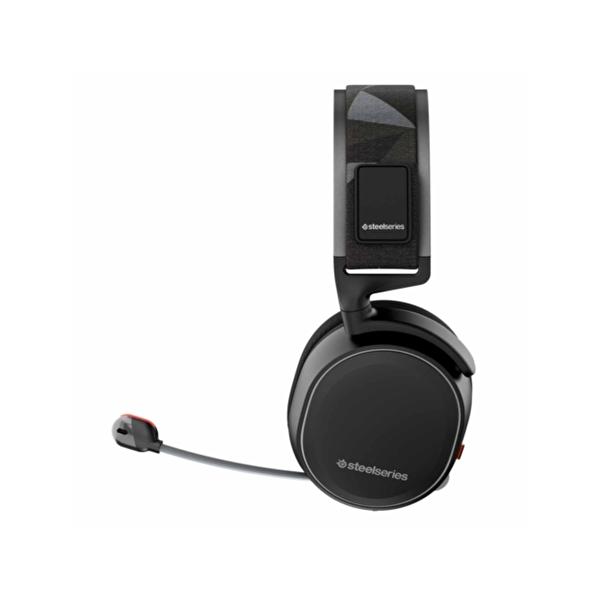 SteelSeries Arctıs 7 Siyah Kablosuz 7.1 Surround Oyuncu Kulaklığı Ssh61643