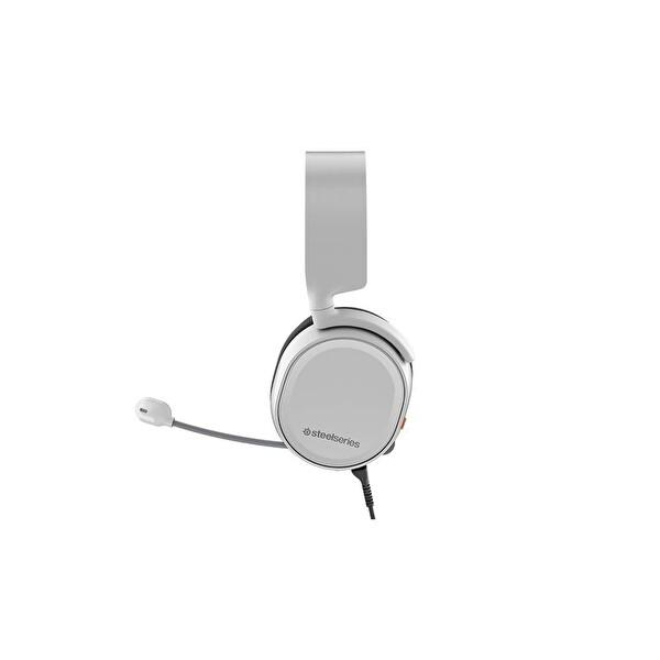 Steelseries Arctis 3 Beyaz 7.1 Surround Oyuncu Kulaklığı SSH61434