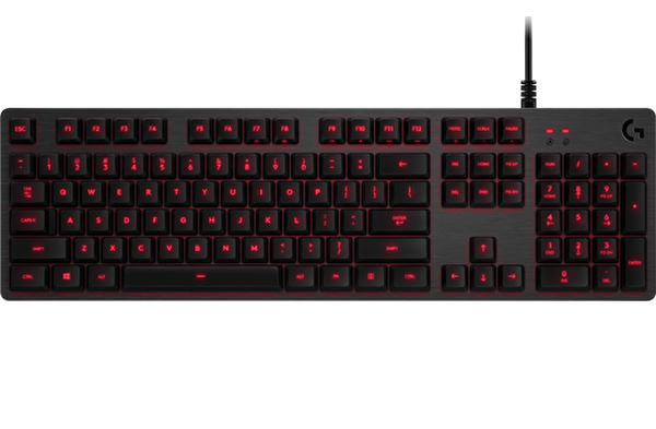 Logitech G 920-008311 G413 Mekanik Klavye Red Led
