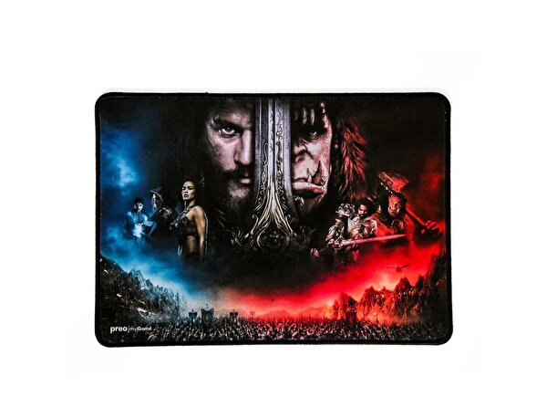 Preo My Game Gmp01 Oyuncu Mousepad X2 Wow
