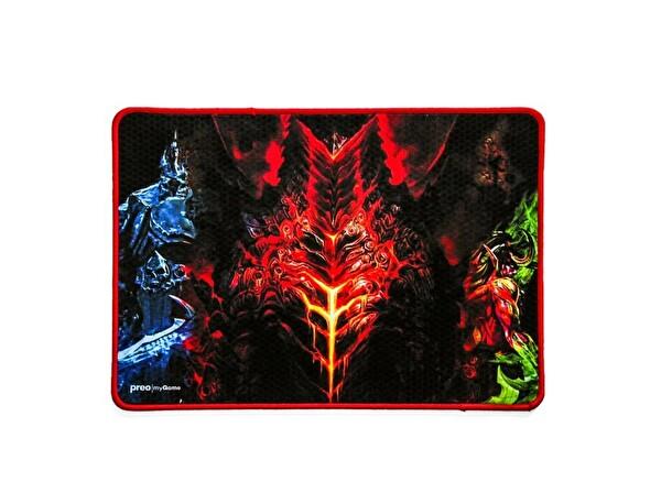 Preo My Game Gmp01 Oyuncu Mousepad X3 Diablo