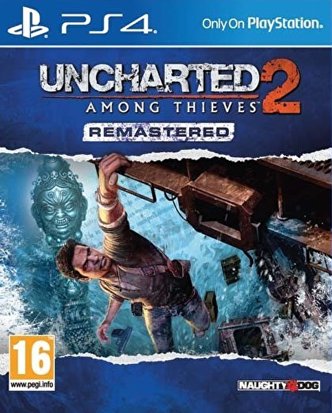 Sony Uncharted 2: Among Thieves Ps4 Oyun
