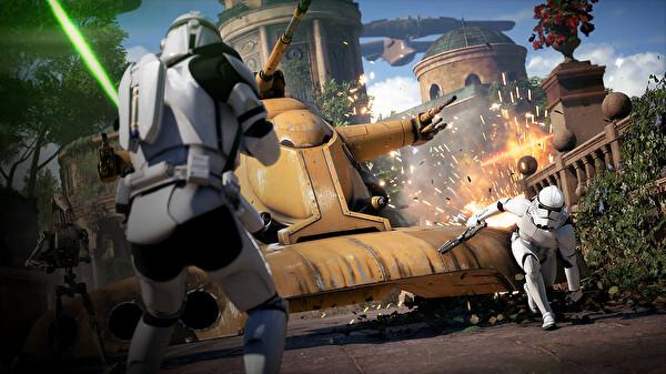 Aral Star Wars Battlefront 2 Ps4 Oyun