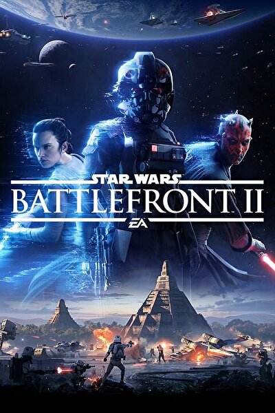 Aral Star Wars Battlefront 2 Xbox One Oyun