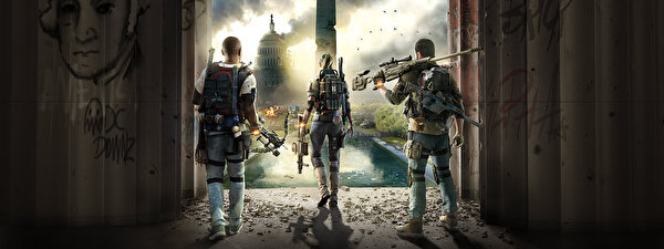 Xbox One S 1TB Oyun Konsolu Tom Clancy's The Division 2