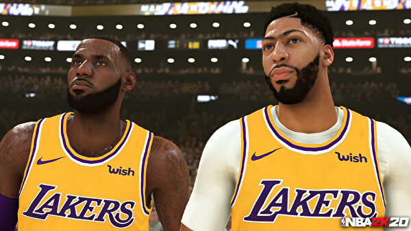 T2 NBA 2K20 Legend Edition Xbox One Oyun