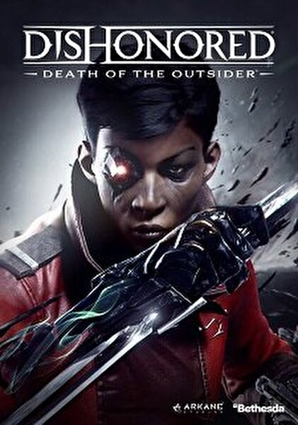 Aral Dishonored: Death Of The Outsider Ps4 Oyun