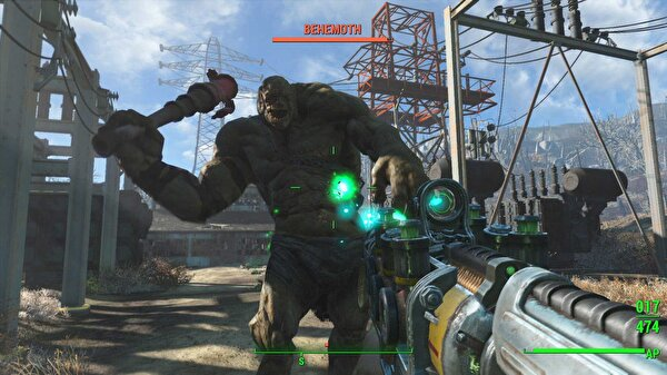 Aral Fallout 4: Game Of The Year Ps4 Oyun