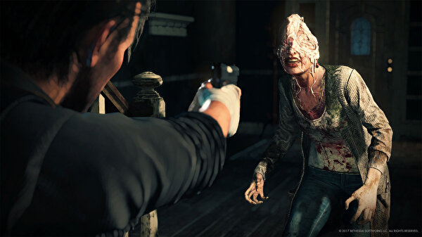 Aral Evil Within 2 Pc Oyun