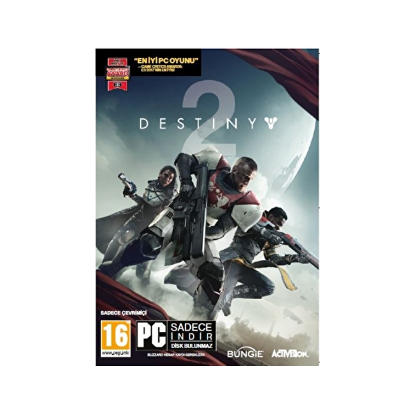 Aral Destiny 2 Pc Oyun