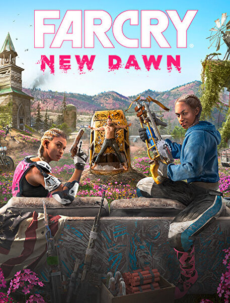 ARAL FAR CRY NEW DAWN SUPERBLOOM EDITION PS4 OYUN