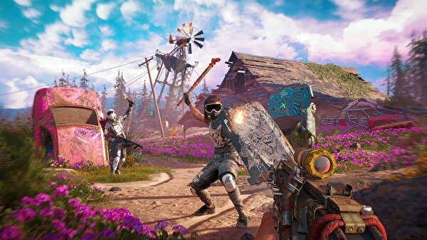 ARAL FAR CRY NEW DAWN XBOX ONE OYUN