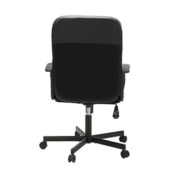 Adore Max Office Easy File Kumaş Yönetici Koltuğu MXY120SF Siyah