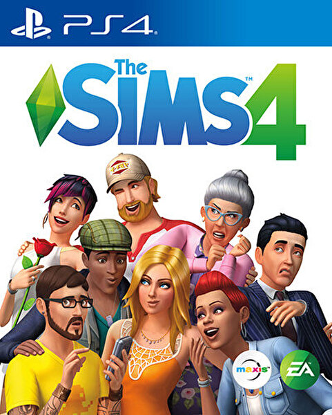 Aral The Sims 4 Ps4 Oyun