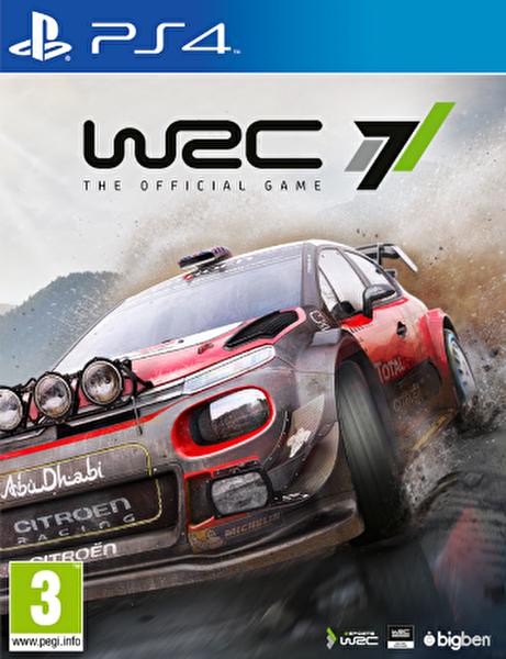 Aral WRC 7 PS4 Oyun