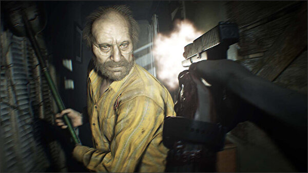 Aral Resident Evil 7 Gold Edition Ps4 Oyun