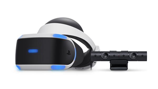 Sony PlayStation VR + VR Worlds Oyun + Ps4 Camera