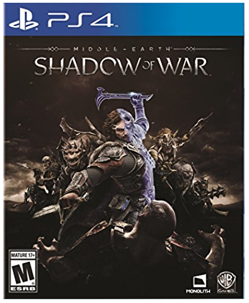 Middle Earth: Shadow Of War Ps4 Oyun