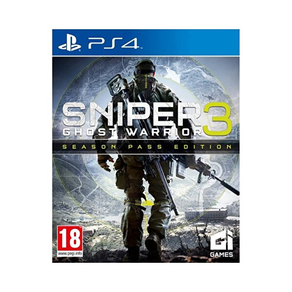 Aral Sniper Ghost Warrior 3 PS4 Oyun