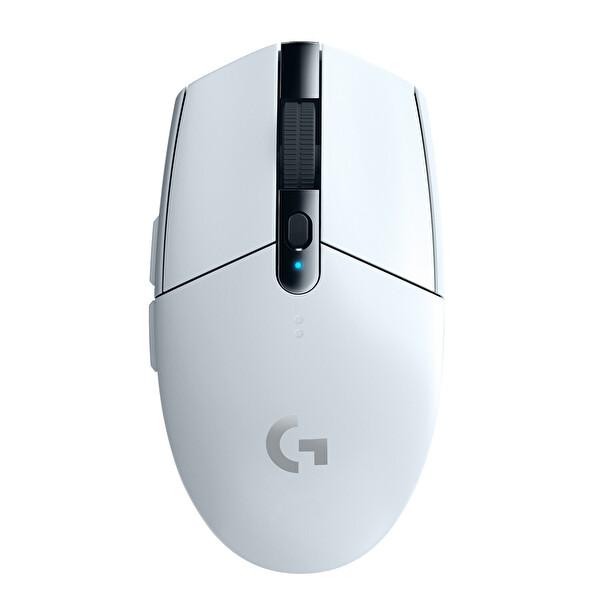 Logitech G G305 Lightspeed Kablosuz Oyuncu Mouse Beyaz