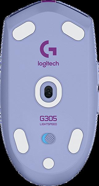 Logitech G G305 Lightspeed Kablosuz Oyuncu Mouse Lila