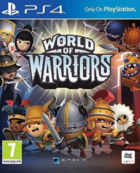 Sony World Of Warriors Ps4 Oyun