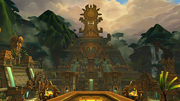 Aral World of Warcraft Battel for Azeroth PC Oyun