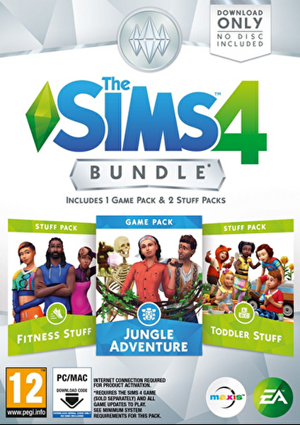 Aral The Sims 4 Bundle Pack 11 Pc Oyun