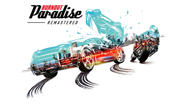 Aral Burnout Paradise Remastered Ps4 Oyun