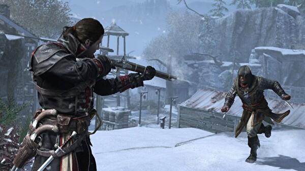 Aral Assassins Creed Rogue Remastered Ps4 Oyun