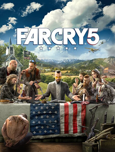 Aral Far Cry 5 Xbox One Oyun