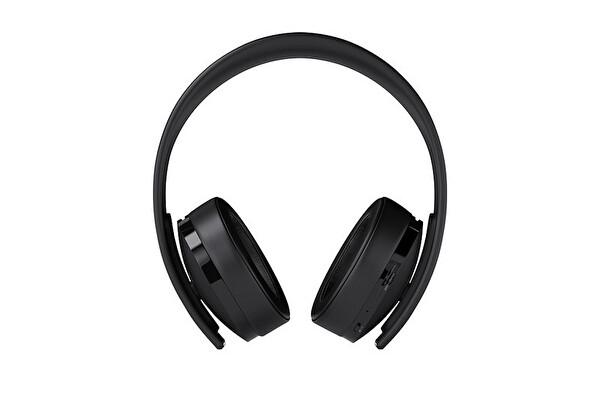 Sony Siyah Kablosuz Kulaküstü Kulaklık