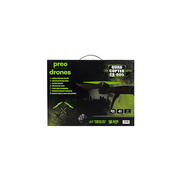 Preo CX005 Quad-Copter Drones