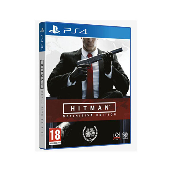 Hitman: Definitive Ed Ps4 Oyun