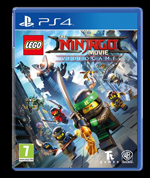 Lego Ninjago: Movie Game PS4 Oyun
