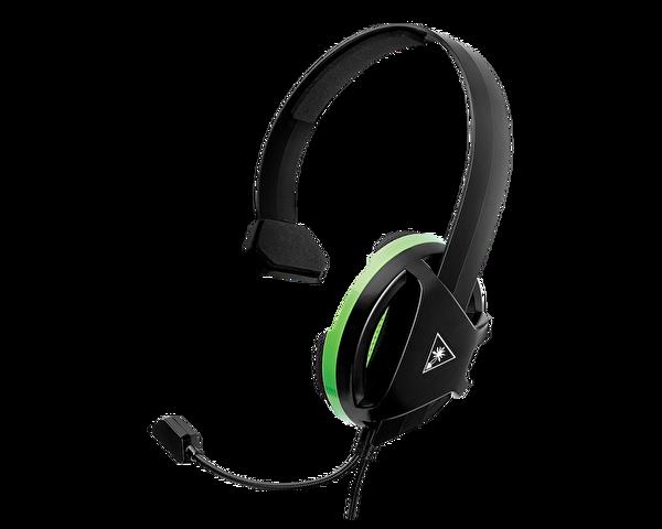 Turtle Beach Recon Chat Xbox One Kulak Üstü Gaming Kulaklık Siyah